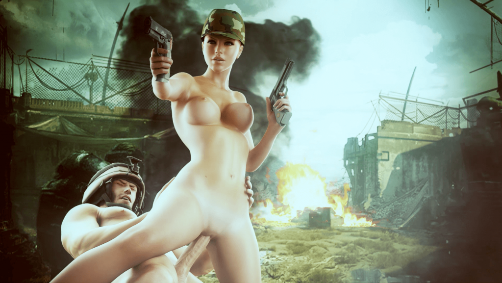 war scene game play on call of booty