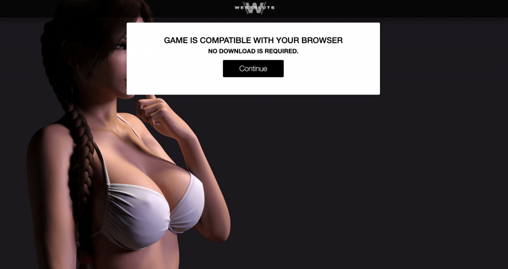 signup page to west sluts game